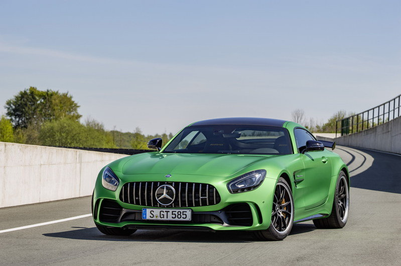2018 Mercedes-AMG GT R High Resolution Exterior - image 681340