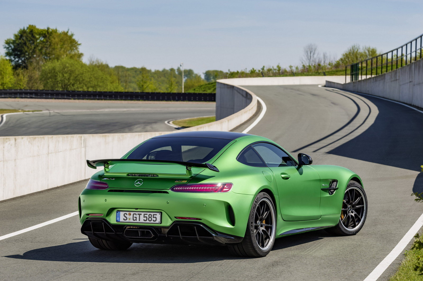 2018 mercedes amg gt r picture 681342 car review top speed. Black Bedroom Furniture Sets. Home Design Ideas