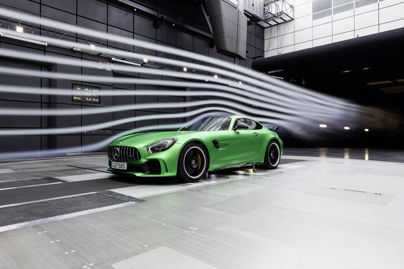 2018 Mercedes-AMG GT R High Resolution Exterior - image 681352