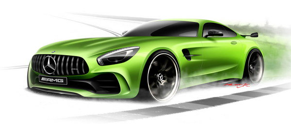2018 mercedes amg gt r picture 681360 car review top speed. Black Bedroom Furniture Sets. Home Design Ideas
