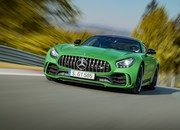 Mercedes is Cooking Up Something Big for the Next-Gen 2021 AMG GT Sports Car - image 680708