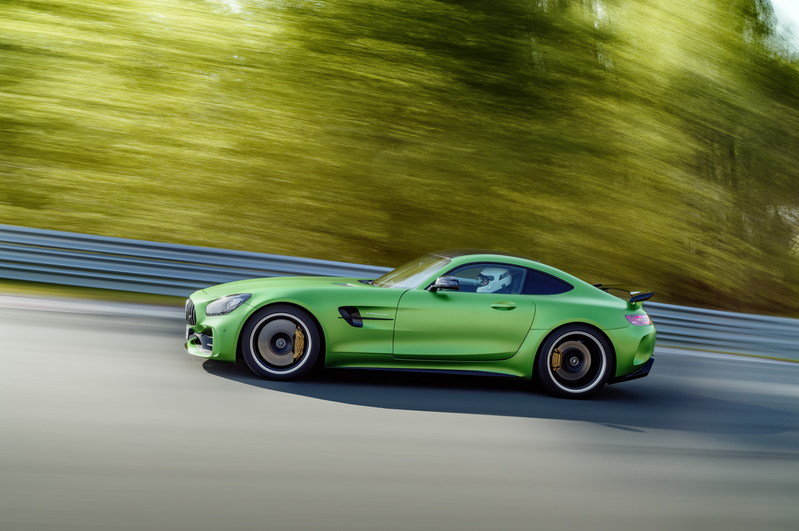 2018 Mercedes-AMG GT R High Resolution Exterior - image 680710