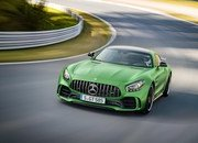 Mercedes is Cooking Up Something Big for the Next-Gen 2021 AMG GT Sports Car - image 680711