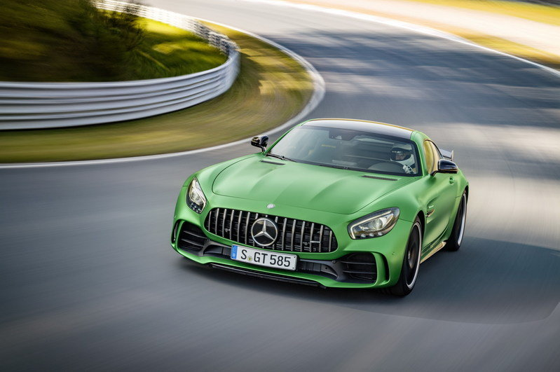 2018 Mercedes-AMG GT R High Resolution Exterior - image 680711