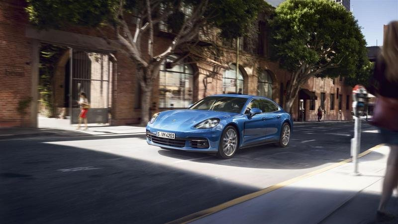Porsche is Succeeding in North America Where Most Automakers Fail: Sedans High Resolution Exterior - image 681036