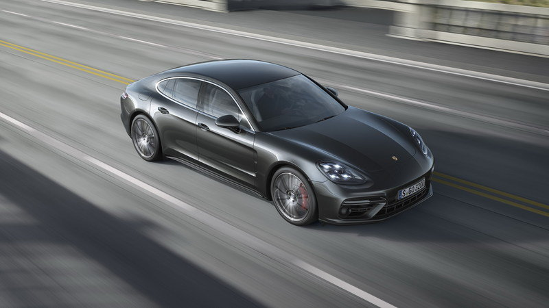 2018 Porsche Panamera High Resolution Exterior - image 681040
