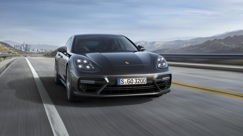 Porsche is Succeeding in North America Where Most Automakers Fail: Sedans High Resolution Exterior - image 681041