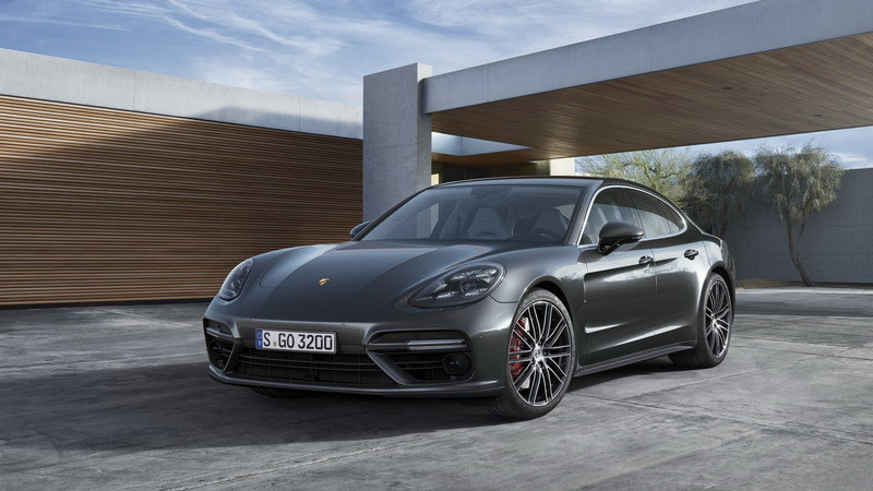 Porsche is Succeeding in North America Where Most Automakers Fail: Sedans High Resolution Exterior - image 681044