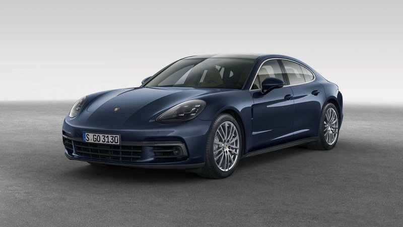 The Porsche Panamera Is Finally The Hot Sedan It Deserves to Be