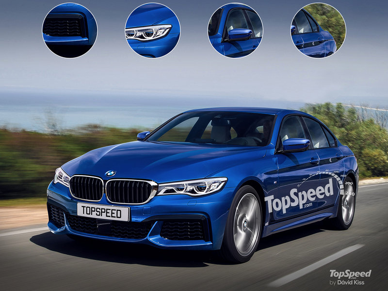 Check Out the Self-Aligning Wheel Caps on the 2019 BMW 3 Series Exterior Exclusive Renderings Computer Renderings and Photoshop - image 681321