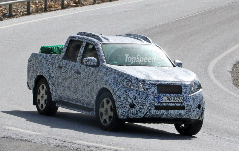 Mercedes-Benz Gears Up For X-Class Debut
