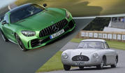 5 Reasons The Mercedes-AMG GT R Is a Cool Alternative To The Porsche 911 GT3 - image 681409