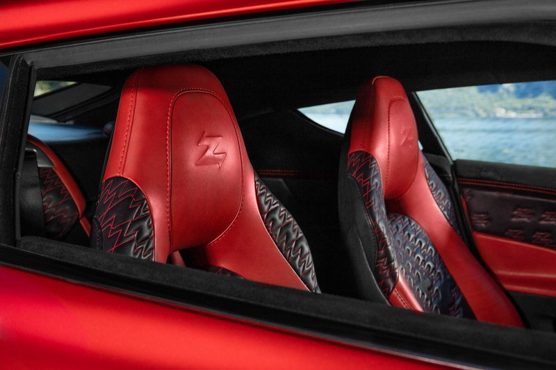 2017 Aston Martin Vanquish Zagato High Resolution Interior - image 680400