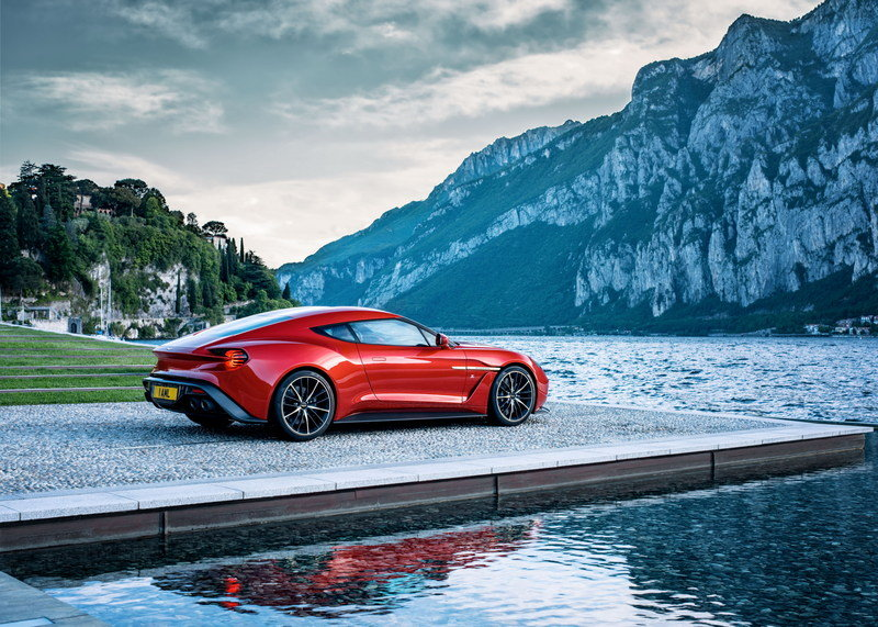 2017 Aston Martin Vanquish Zagato High Resolution Exterior - image 680393