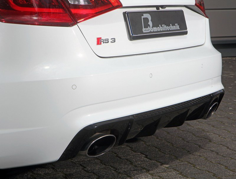 2016 Audi RS3 8V By B&B Automobiltechnik | Top Speed