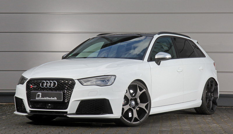2016 Audi RS3 8V By B&B Automobiltechnik
