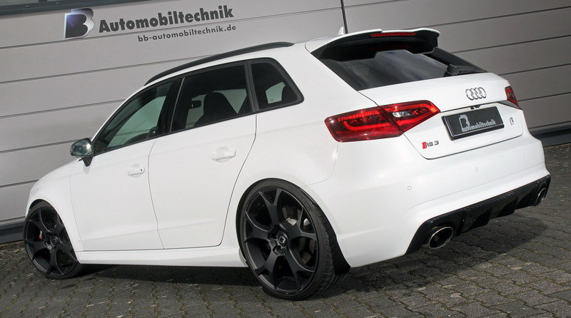 2016 Audi RS3 8V By B&B Automobiltechnik High Resolution Exterior - image 678594