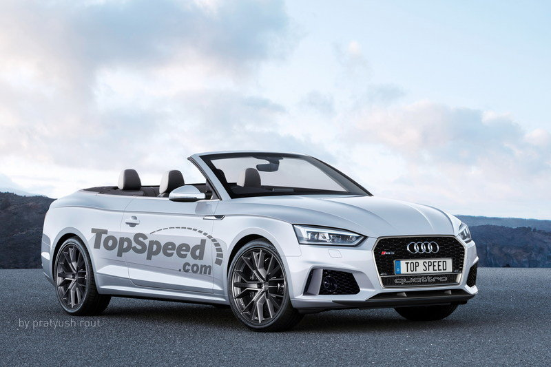 2018 Audi RS5 Cabriolet