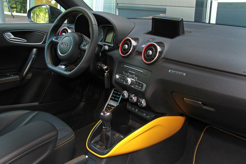 2016 Audi S1 by B&B Automobiltechnik High Resolution Interior - image 680857