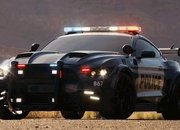 Barricade Returns In Upcoming Transformers Movie Dressed as New Ford Mustang - image 679262