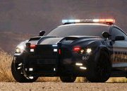 Barricade Returns In Upcoming Transformers Movie Dressed as New Ford Mustang - image 679261