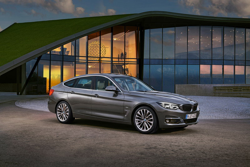 2017 BMW 3 Series Gran Turismo High Resolution Exterior - image 678208