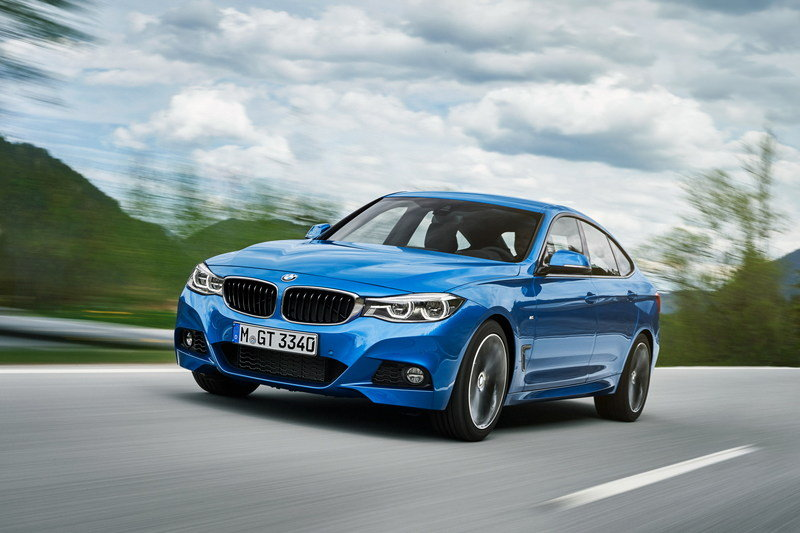 Rumors Say that the BMW 3-Series GT Isn't Long for this World High Resolution Exterior Wallpaper quality - image 678224