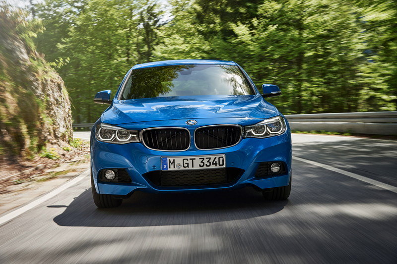 Rumors Say that the BMW 3-Series GT Isn't Long for this World High Resolution Exterior - image 678226