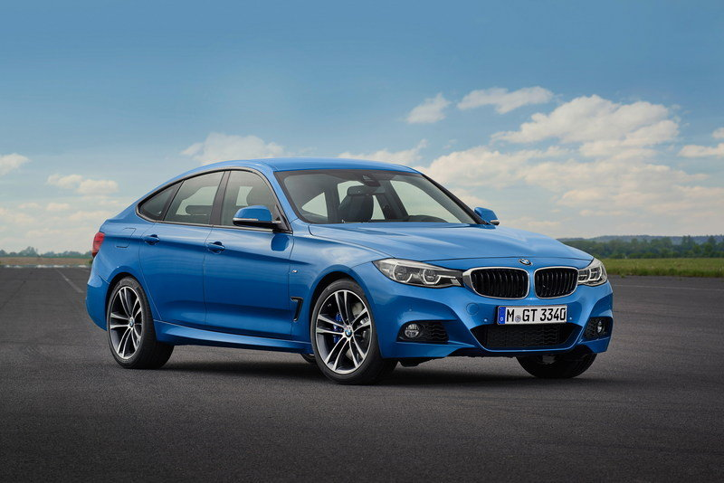 Rumors Say that the BMW 3-Series GT Isn't Long for this World