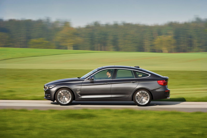 2017 BMW 3 Series Gran Turismo High Resolution Exterior - image 678192