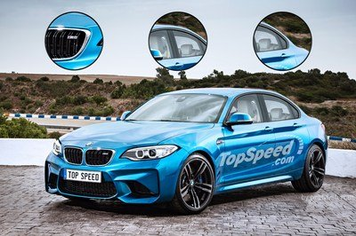 2018 BMW M2 Gran Coupe - image 679499