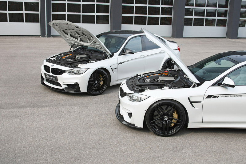 2016 BMW M4 by G-Power High Resolution Drivetrain - image 680059