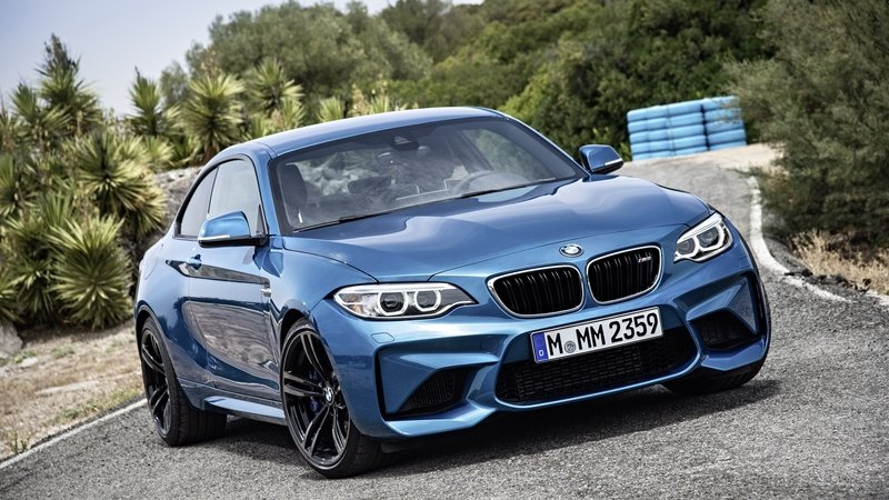 BMW Working On New M2 GranCoupé