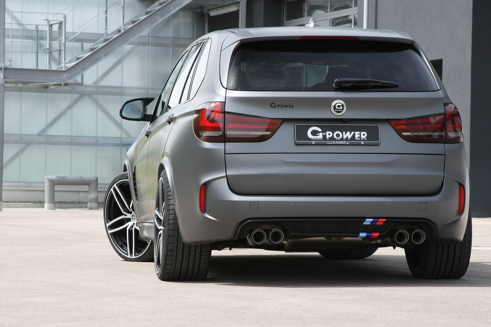 2016 Bmw X5 M By G Power Picture 680640 Car Review