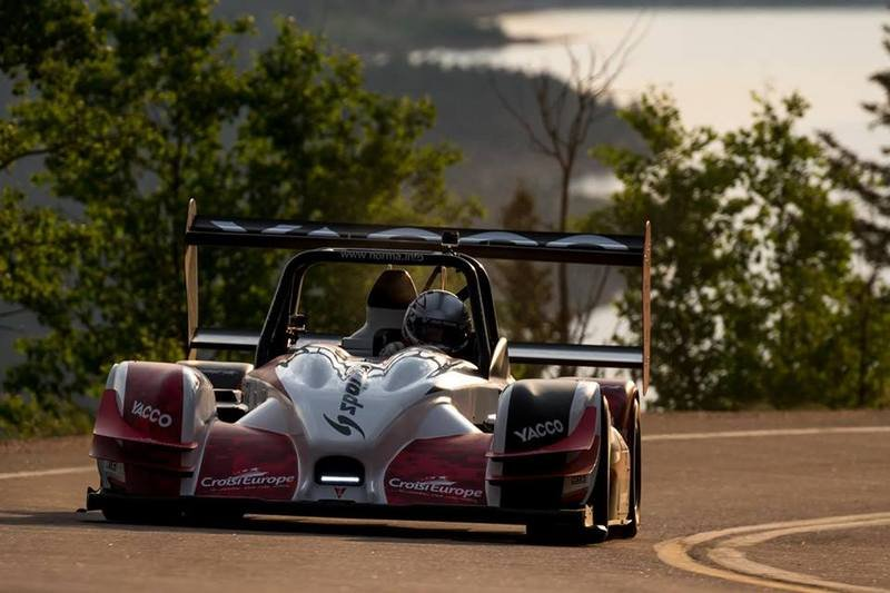 Check Out The Norma That Conquered Pikes Peak This Year
