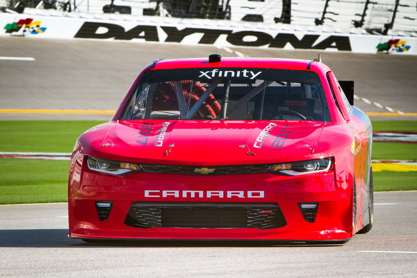 2017 Chevrolet Camaro NASCAR Xfinity Race Car - Picture ...