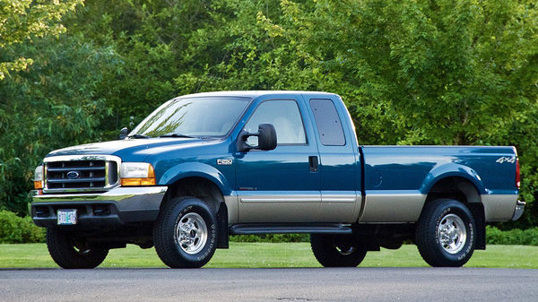 Ebay Find Of The Day  2000 Ford F-250 News
