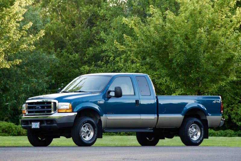Ebay Find of the Day: 2000 Ford F-250