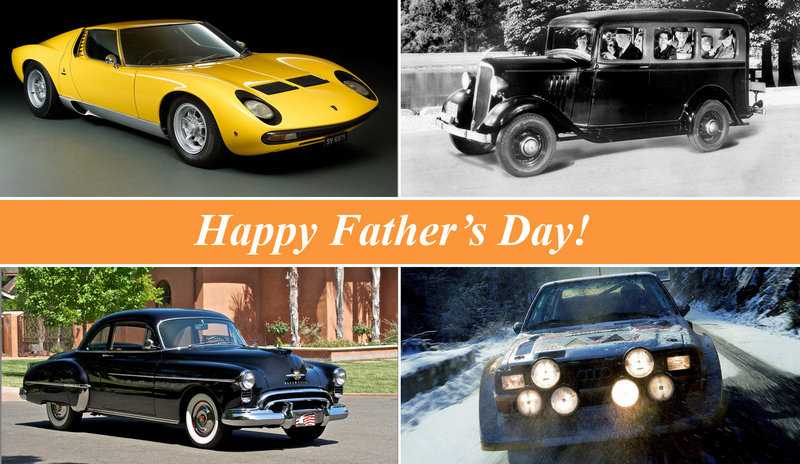Father's Day Special: The Fathers of Your Favorite Modern Cars