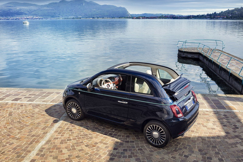 2016 Fiat 500 Riva High Resolution Exterior - image 680809