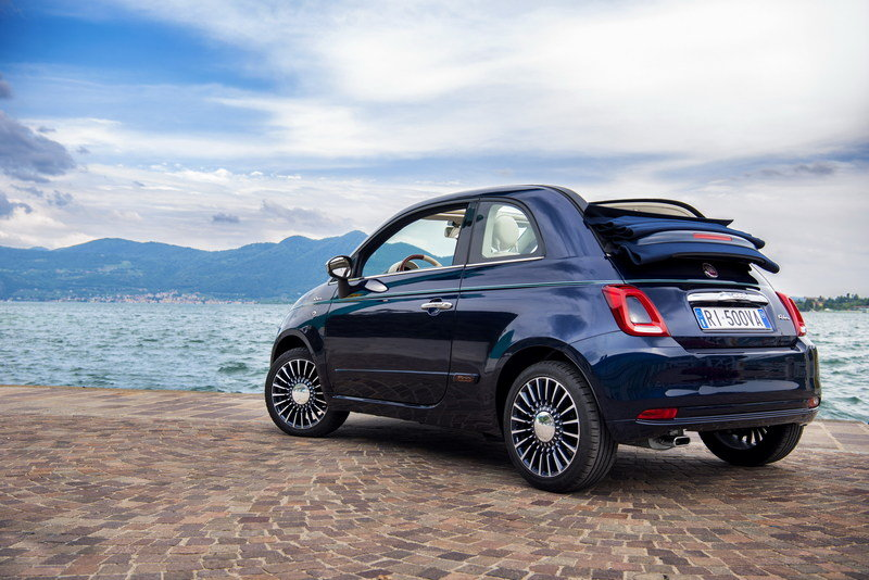 2016 Fiat 500 Riva High Resolution Exterior - image 680810
