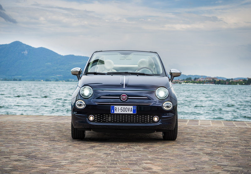 2016 Fiat 500 Riva High Resolution Exterior - image 680813