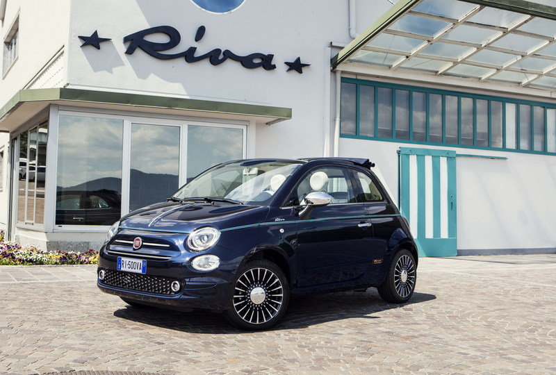 2016 Fiat 500 Riva High Resolution Exterior - image 680814