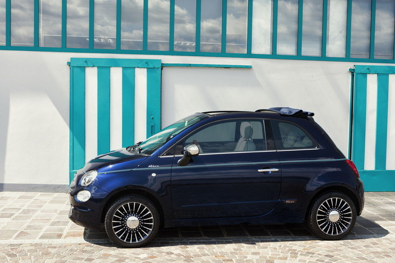2016 Fiat 500 Riva High Resolution Exterior - image 680815