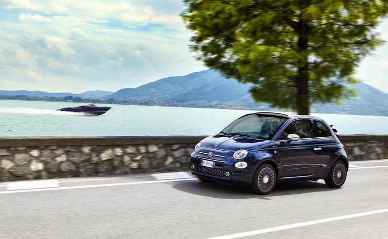 2016 Fiat 500 Riva High Resolution Exterior - image 680816