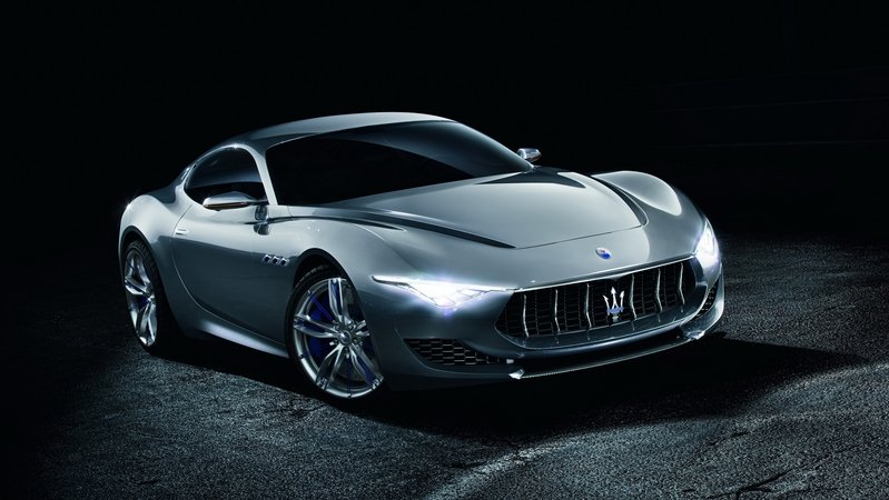 Fiat-Chrysler Considering Maserati Electric Sports Car