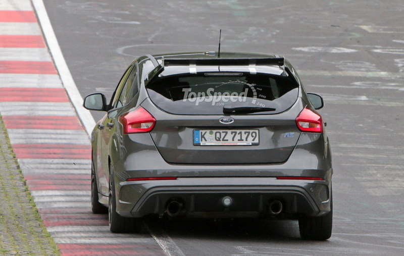 2018 Ford Focus RS500 Exterior Spyshots - image 680488