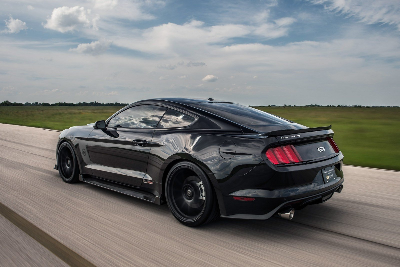 Hennessey 25th Anniversary Edition Hpe800 Ford Mustang For: 2016 Ford Mustang GT 25th Anniversary HPE800 Edition By