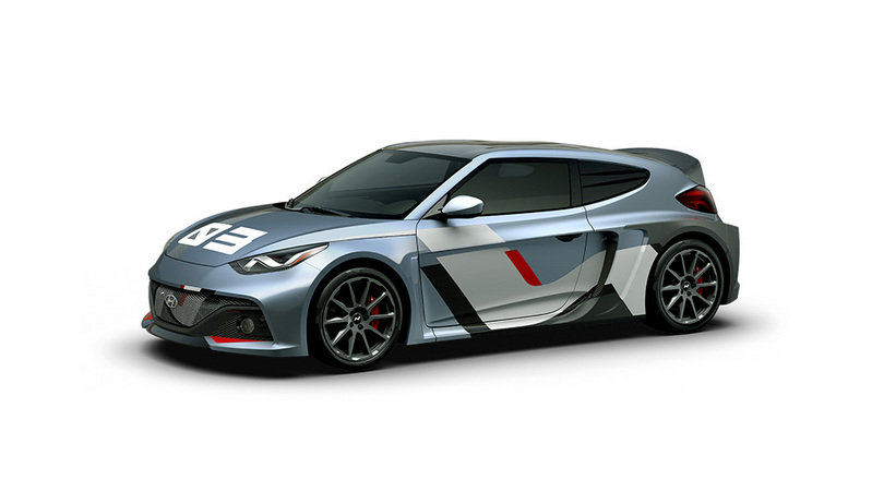 "Hyundai N Halo Car Confirmed as ""Something Nobody Expects"" High Resolution Exterior - image 678311"