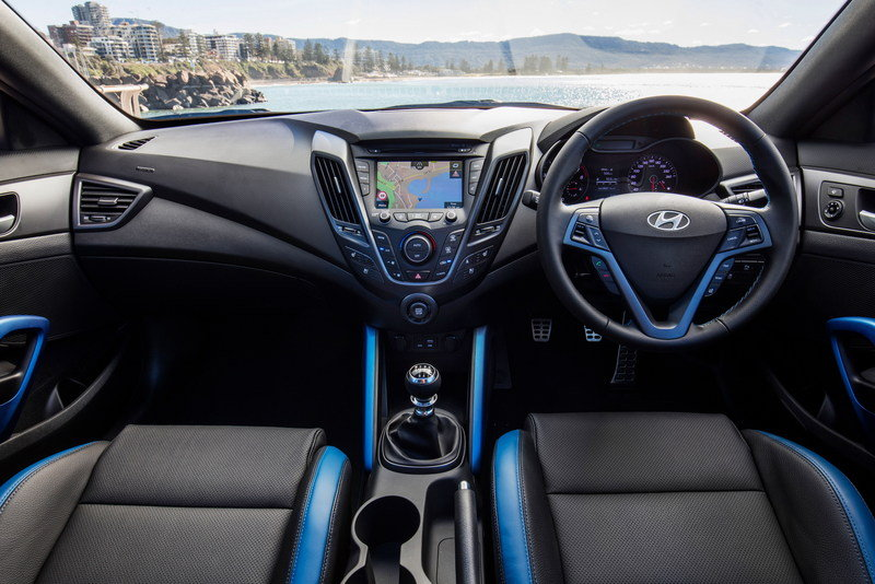 2016 Hyundai Veloster Street Turbo High Resolution Interior - image 680077